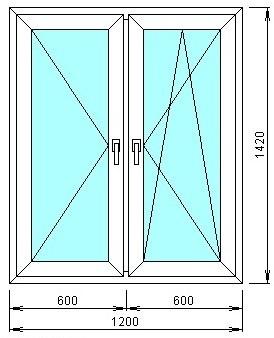 Продам: Окна из ПВХ от производителя