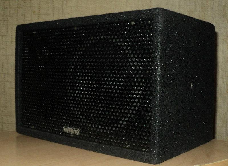 Продам активную акустическую систему