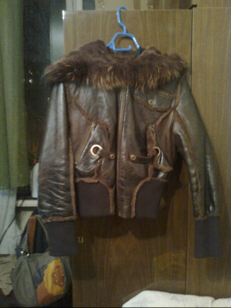 Продам зимняя куртка