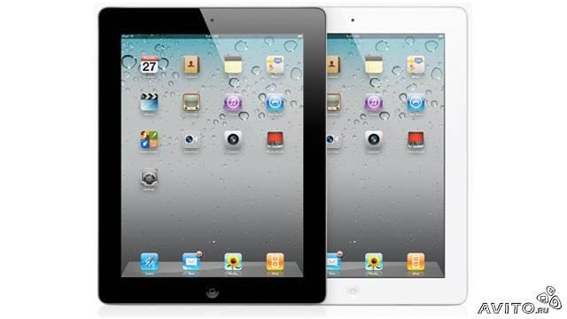 Продам Ipad 2 Wi-Fi 3G 64 Гб Белый с Обложкой