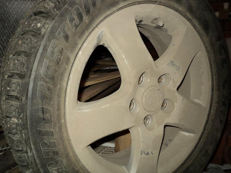 Продам: колёса зимние