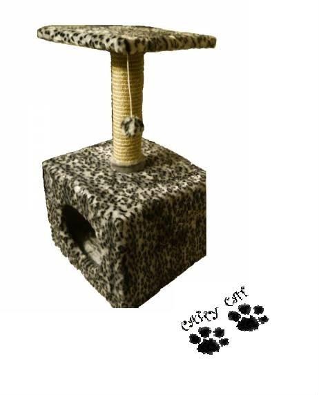 Продам домик когтеточка для кошки