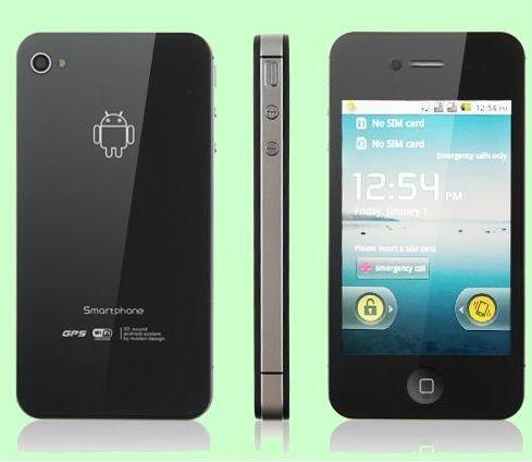 Продам W008 смартфон на Android 2.2 OS - GPS Wi
