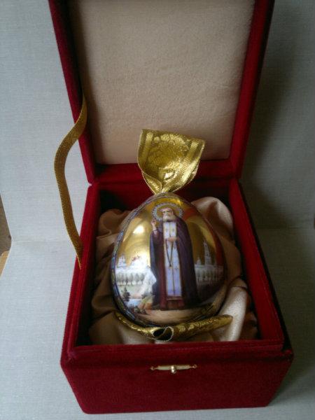 Продам пасхальные яйца из фарфора