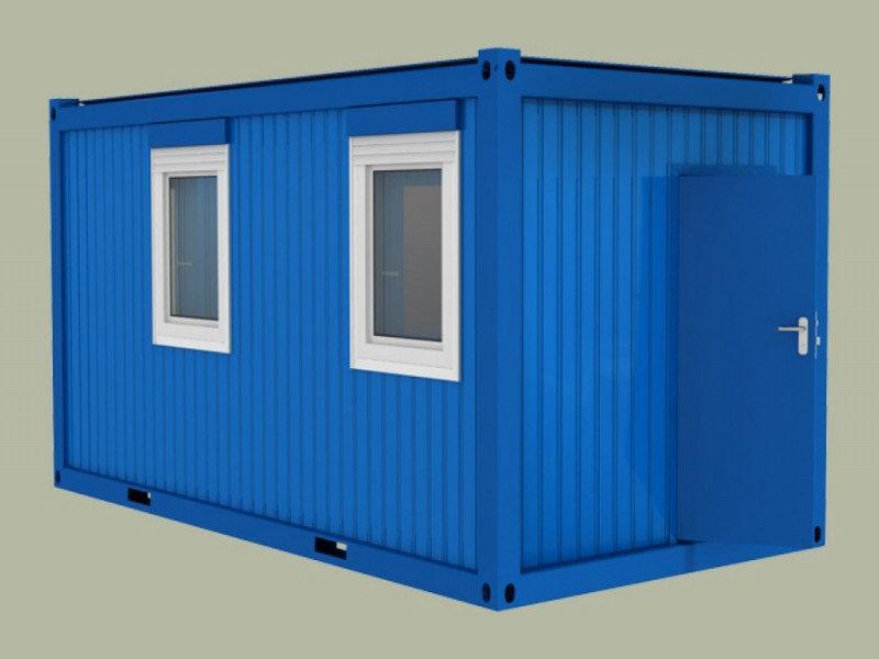 Продам Блок-контейнеры сборно-разборной констру