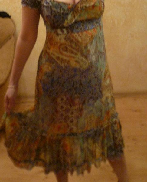 Продам Летнее платье Гота