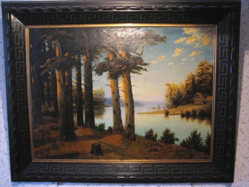 Продам картину уральского художника Лаврова