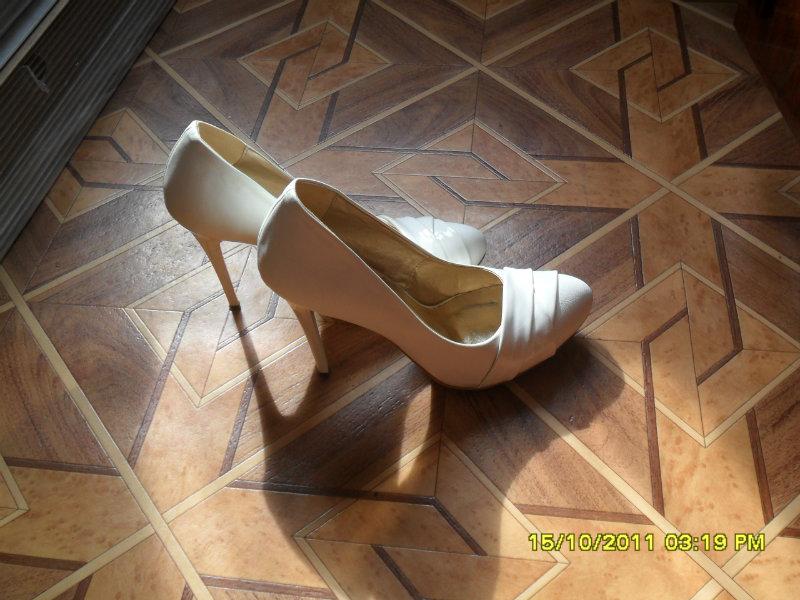 Продам: Свадебные туфли