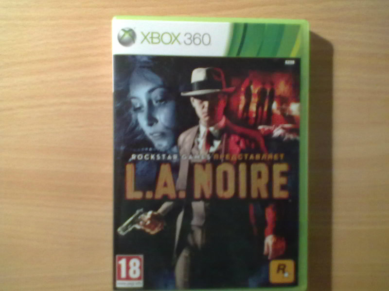 Продам L.A. Noire Xbox 360 (Лицензия)