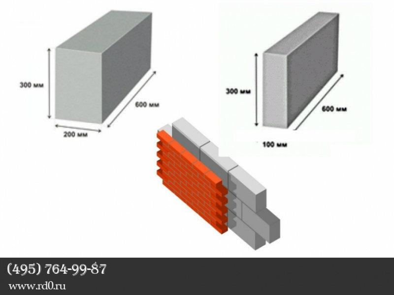 Продам: Пеноблоки строительные