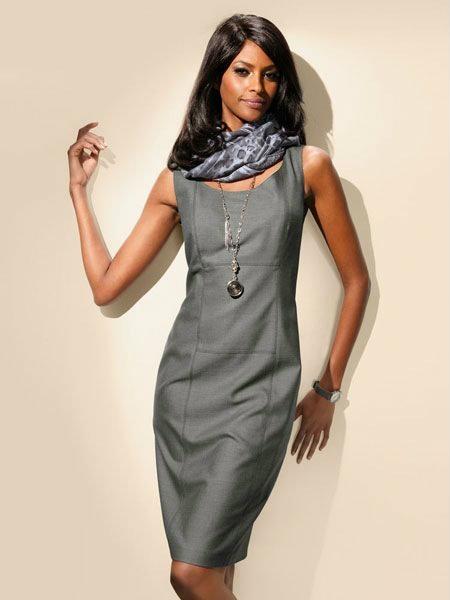 Продам Новый зимний сарафан - платье.