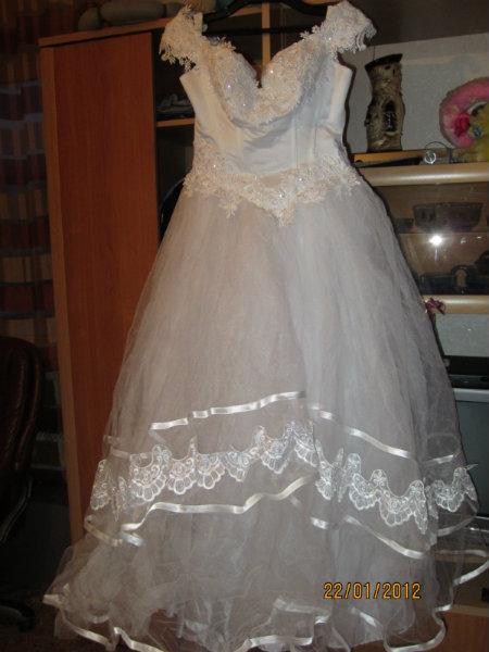 Продам Свадебное лпатье
