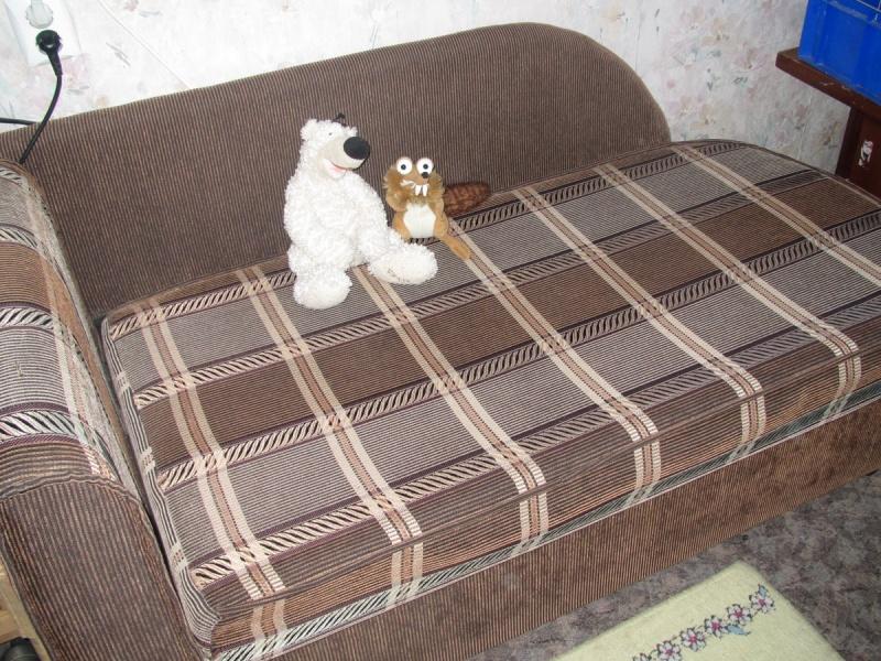 Продам: диван раздвижной