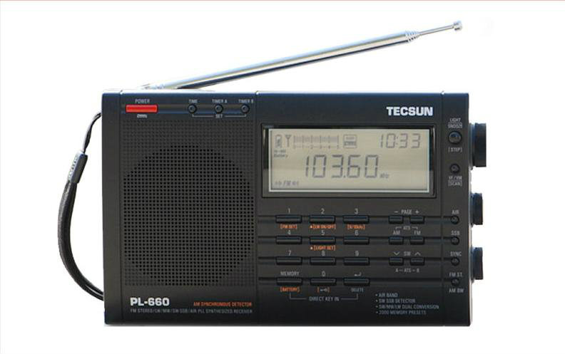 Продам Tecsun PL-660 Всеволновый радиоприемник