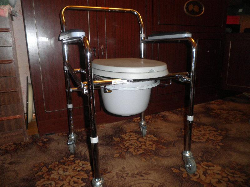 Продам: Кресло-туалет