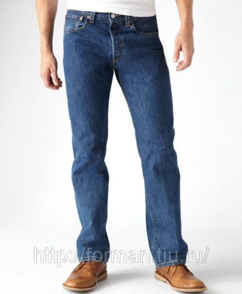 Продам джинсы levis 501