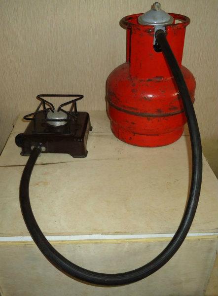 Продам портативную газовую плитку