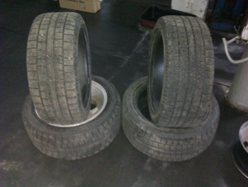 Продам: зимние шины