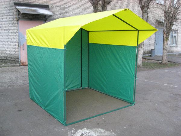Продам Торговая палатка 2.5х2(квадратная труба)