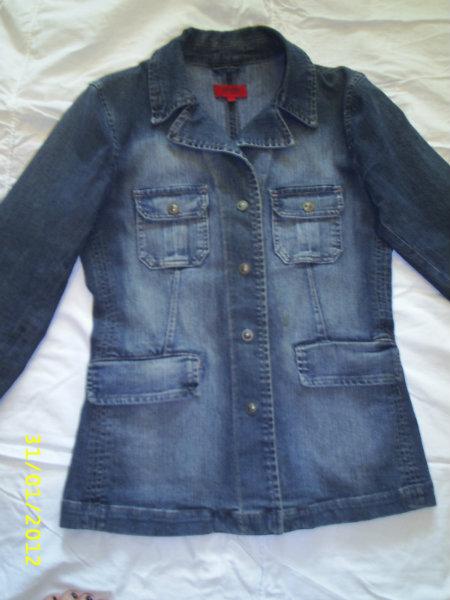 Продам: Джинсовый  пиджак