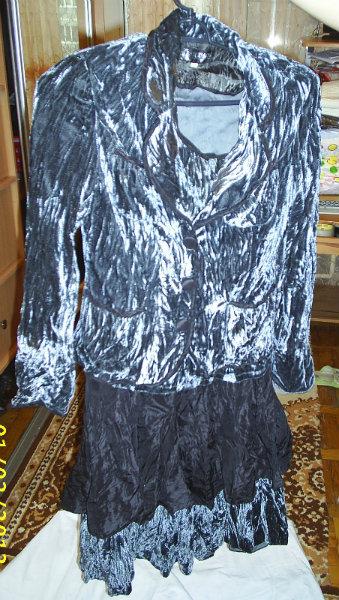 Продам: Костюм тройка (юбка, кофта и пиджак)