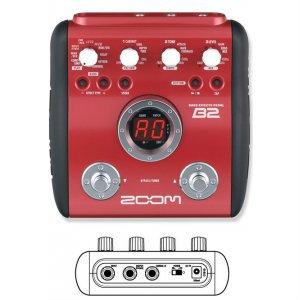 Продам Процессор эффектов для бас-гитары ZoomB2