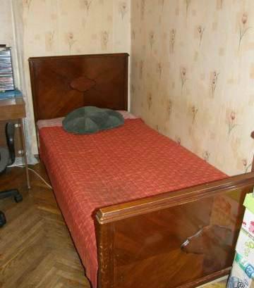 Продам Винтажная односпальная кровать