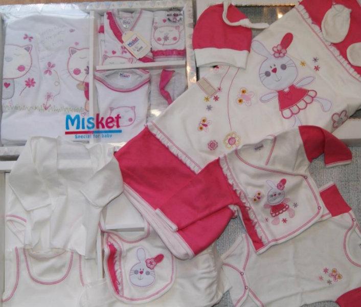 Продам Комплект для новорожденной (10 предм.)