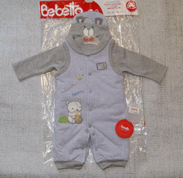 Продам Новый костюм для мальчика 74 см