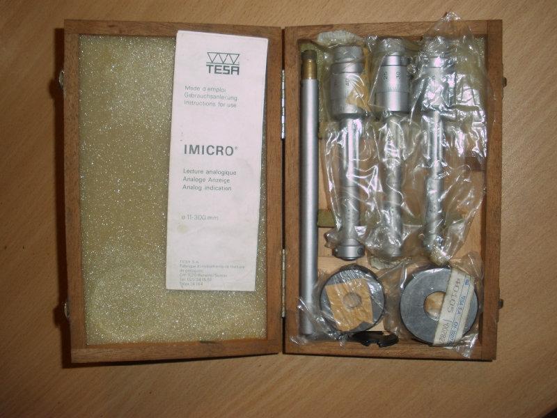Продам: Нутромеры TESA