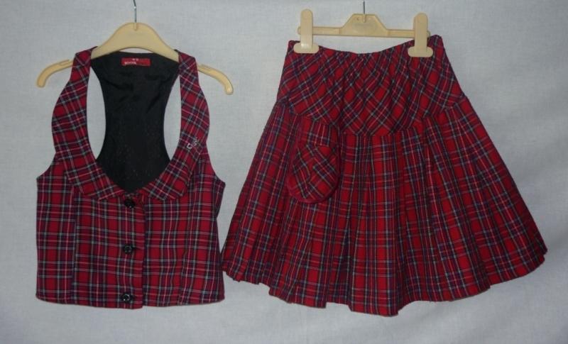 Продам Школьный комплект девочке 134-140