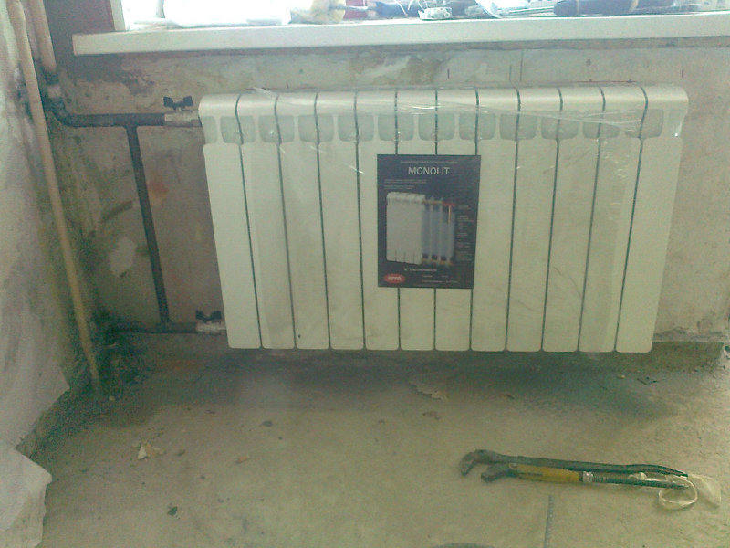 Продам Радиаторы отопления,батареи.