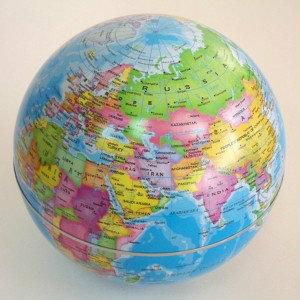 Продам Оригинальный вращающийся глобус