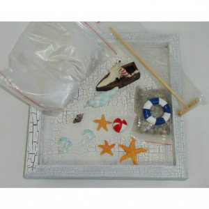 Продам Японский сад - Морская тематика