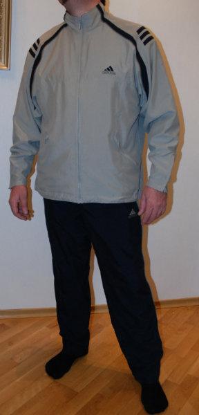Продам костюм спортивный мужской addidas
