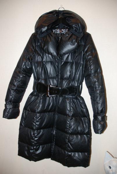 Продам пальто-пуховик