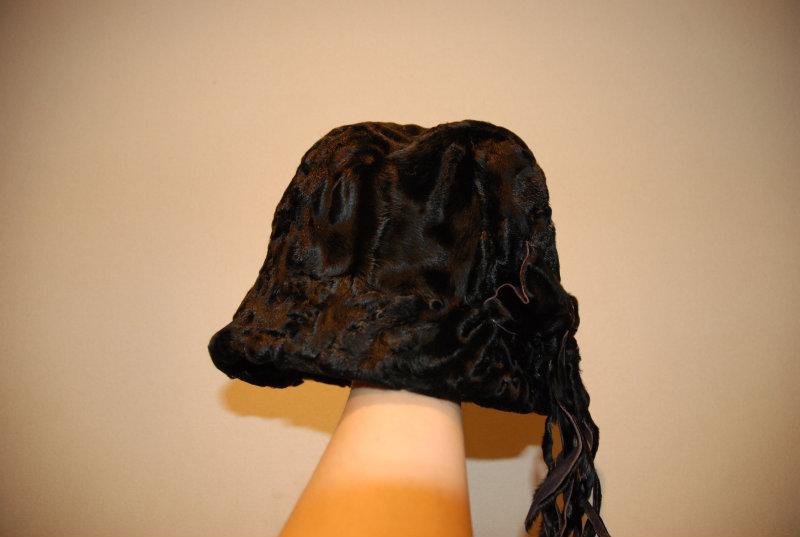 Продам шапка из каракульчи