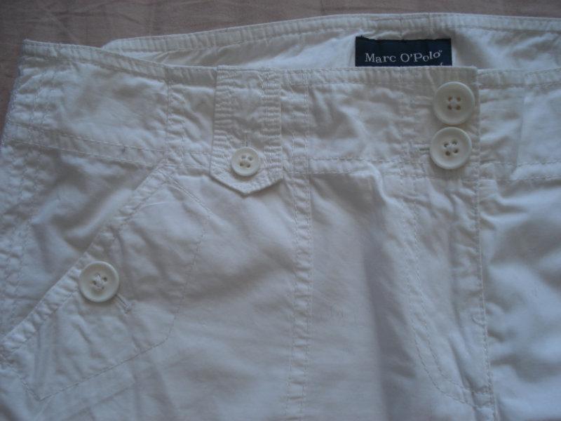 Продам брюки летние белые