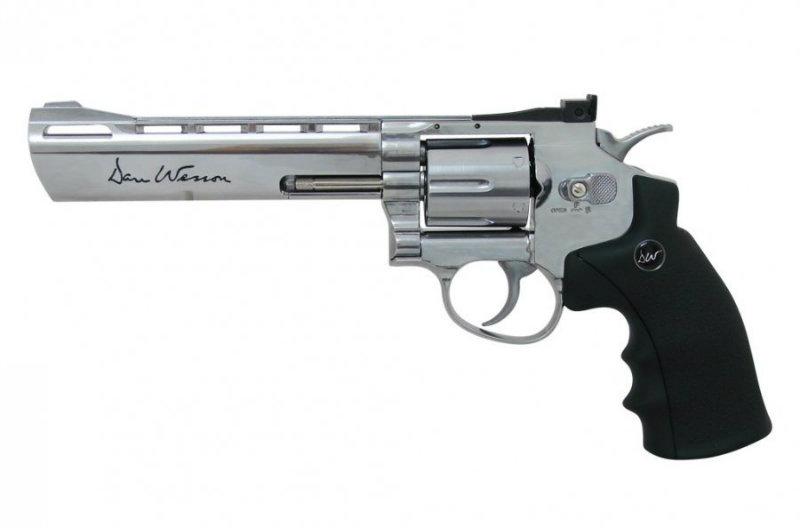 Продам Револьвер Dan Wesson 6