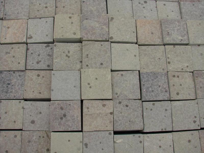 Продам Камень песчаник для мощения и облицовки