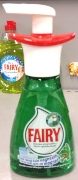Продам Fairy пенка для мытья посуды из Финлянди