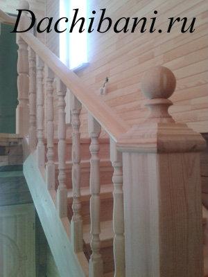 Продам Лестницы из массива сосны, березы