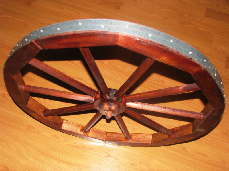 Продам: Декоративное колесо для телеги