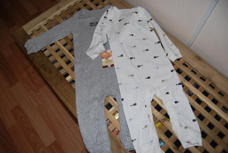 Продам Новые пижамы на 9 месяцев.