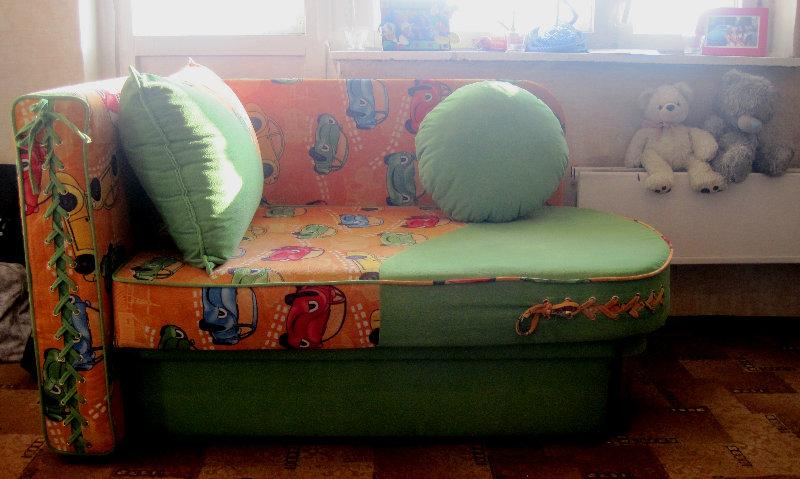 Продам детский диван-кровать