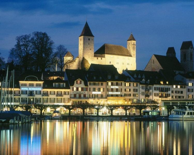 Продам Тур Италия - Швейцария - Княжество Лихте