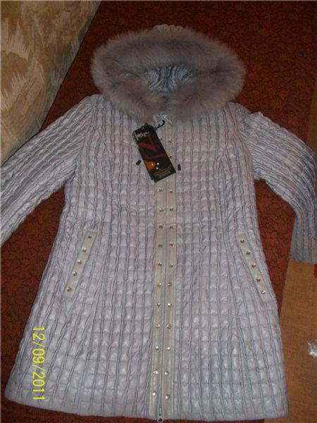 Продам новую женскую куртку (весна) синтепон