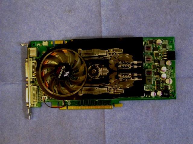 Продам PCI-E видеокарту
