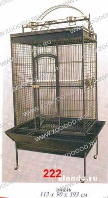 Продам Вольер-клетка для крупных попугаев.