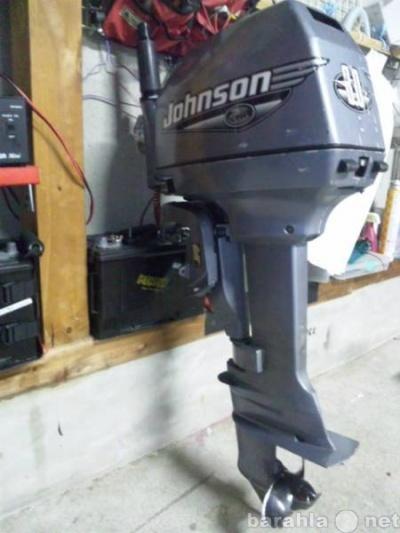 двигатель johnson для лодки
